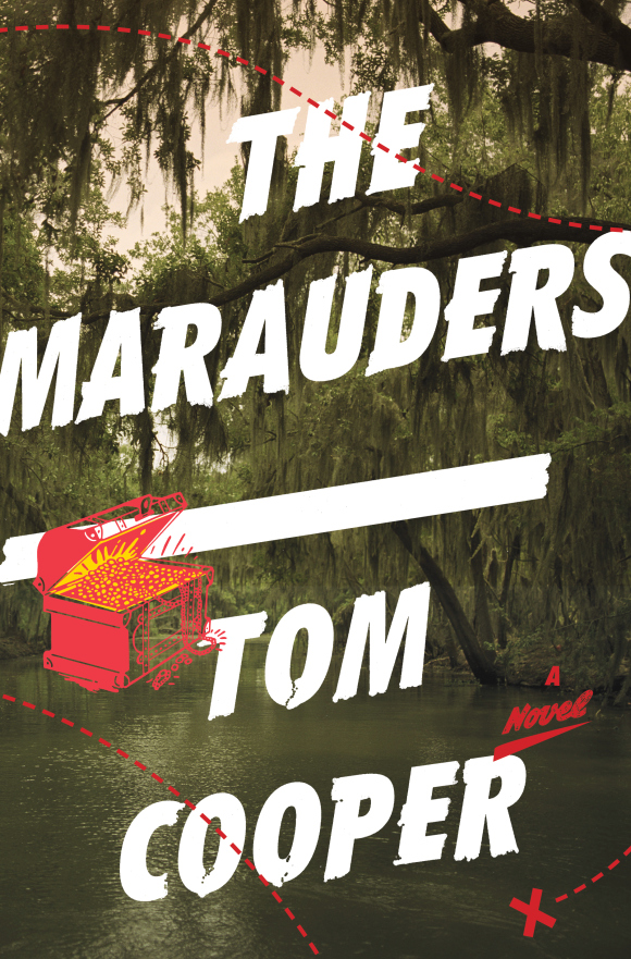 The Marauders - Tom Cooper - House of SpeakEasy