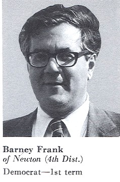 Barney Frank 1981 - House of SpeakEasy