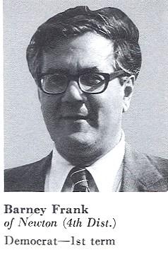 Barney Frank 1981 - House of SpeakEasy