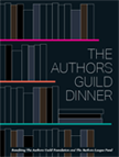The Authors Guild Dinner