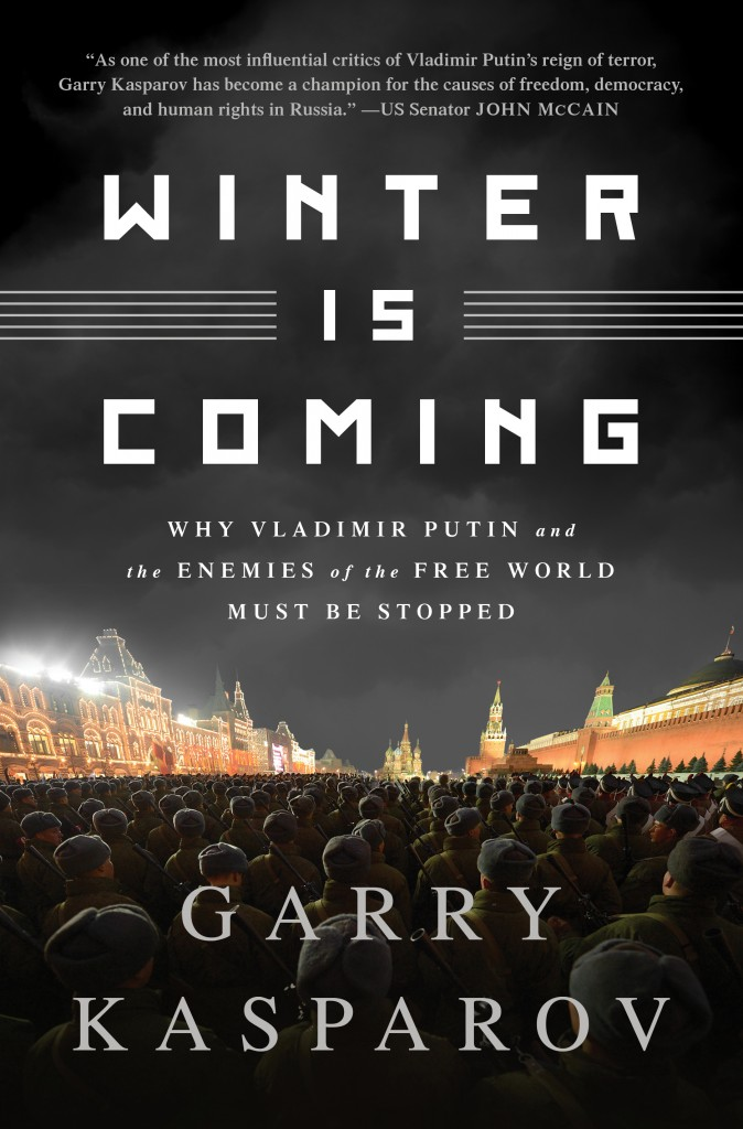 Garry Kasparov - Winter Is Coming - House of SpeakEasy