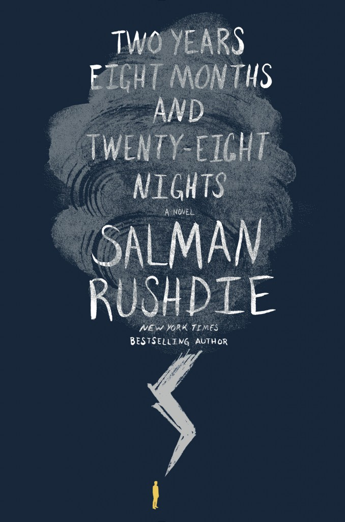 Two Years Eight Months Twenty-Eight Nights - Salman Rushdie - House of SpeakEasy