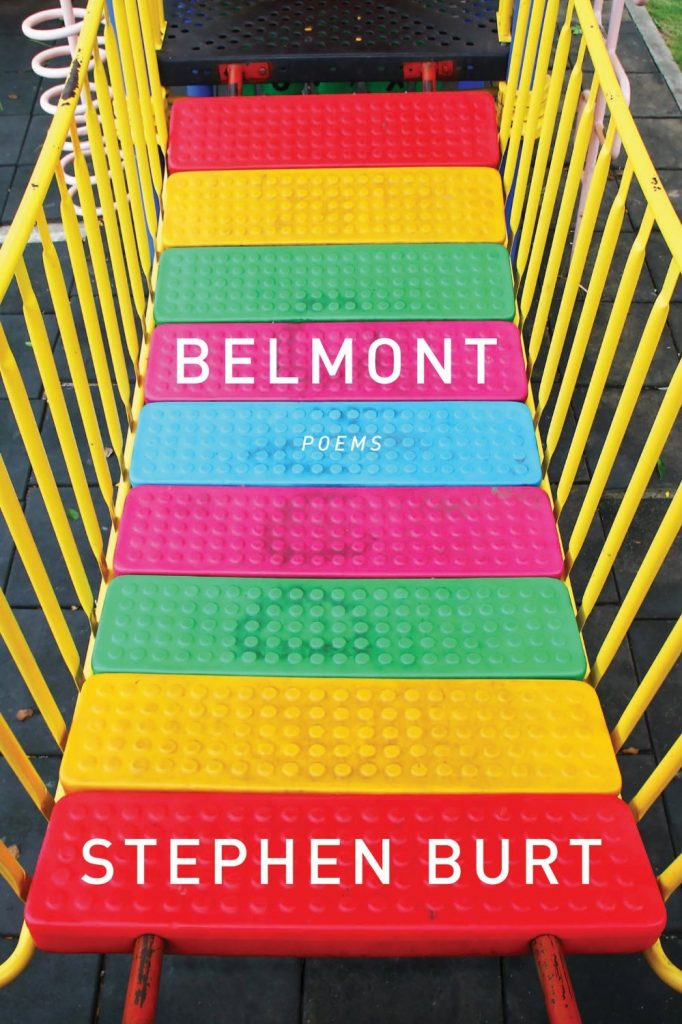 Stephen Burt - Belmont - House of SpeakEasy