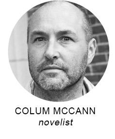 Colum McCann-port
