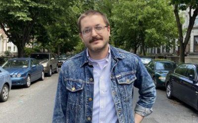 Writers and Storytelling: Ian Olasov